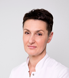 Dr Agnieszka Gutowska laryngolog