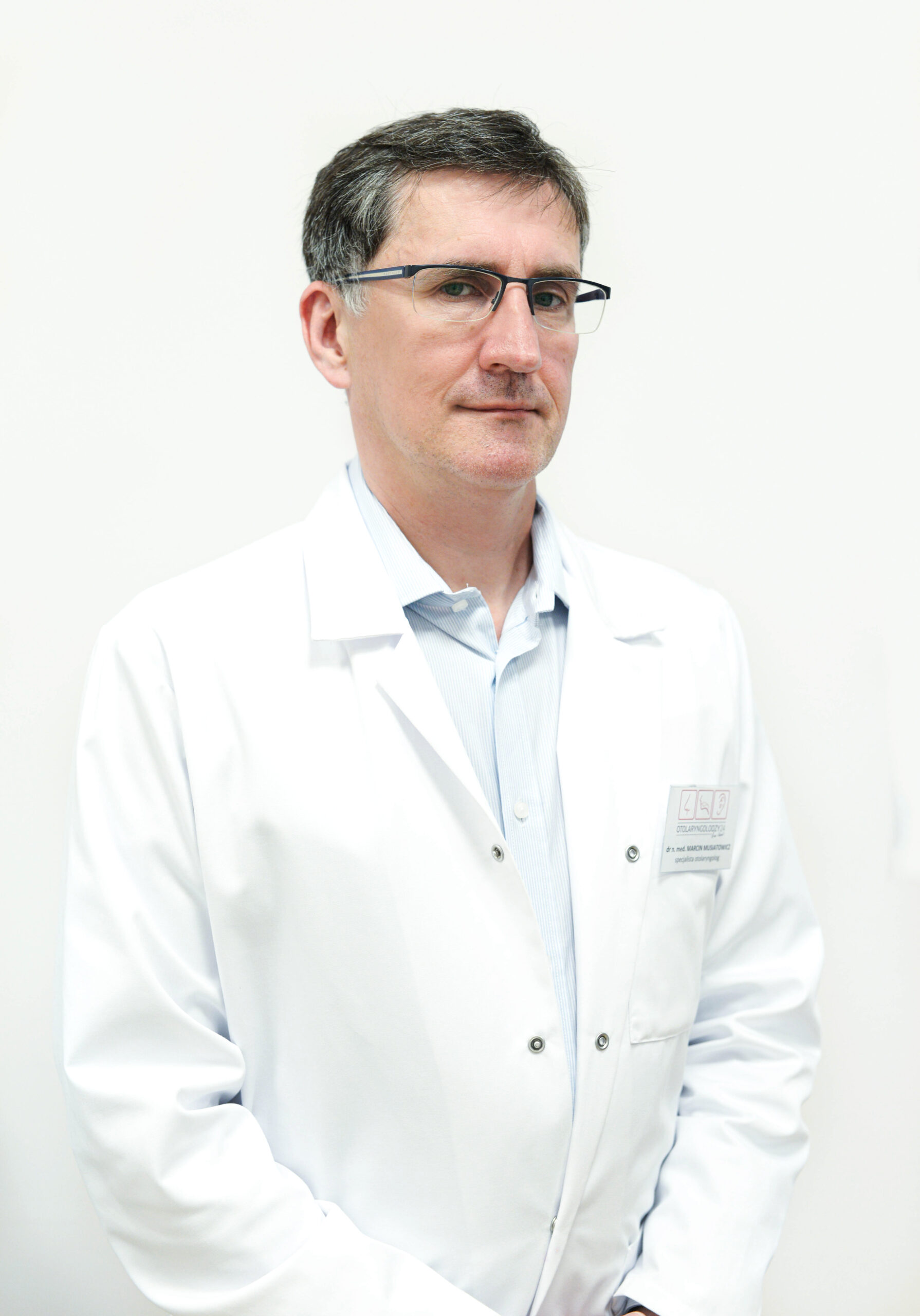 Marcin Musiatowicz laryngolog